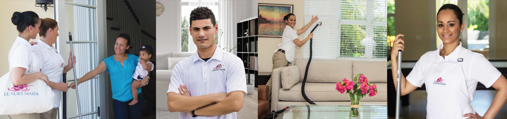 Luxury Maids | Palm Beach, Florida Maid Services