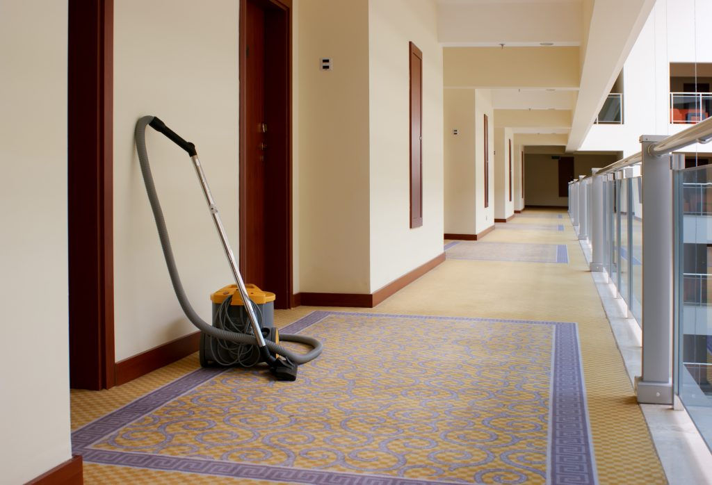 why do i need a commercial office cleaning in west palm beach