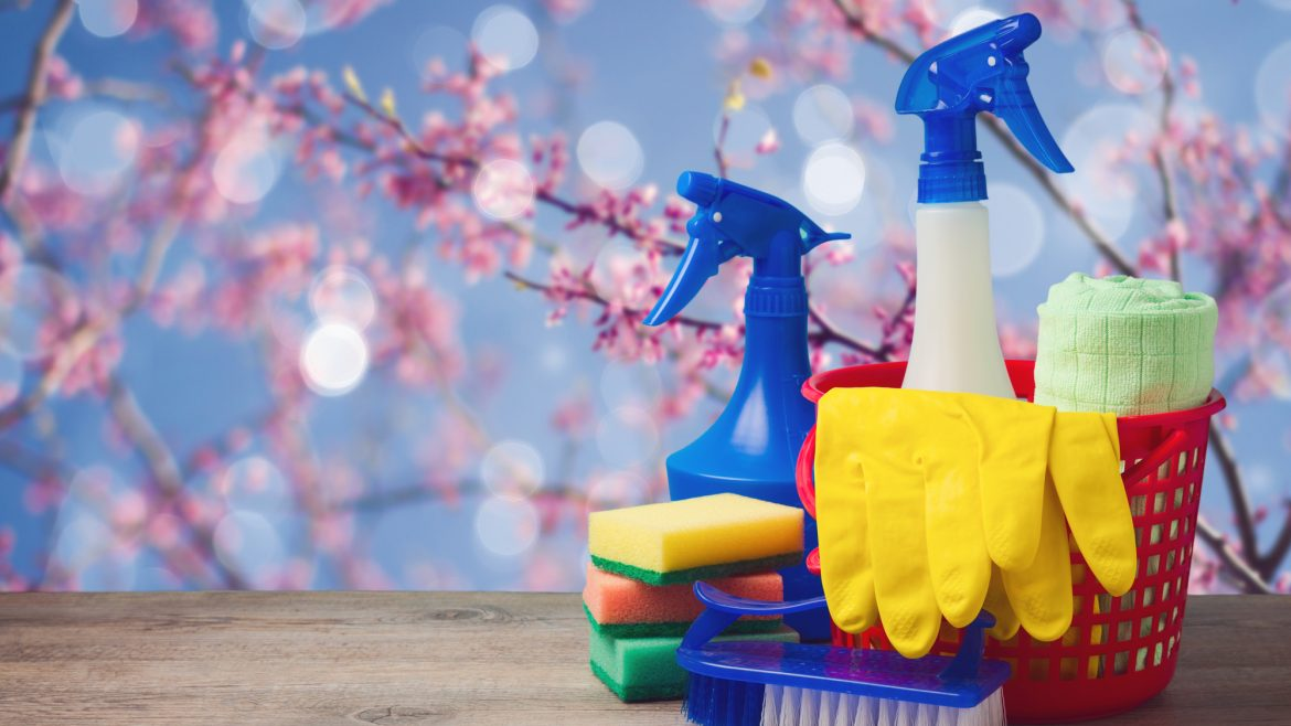 Maid Service in West Palm Beach | Your Spring Cleaning Checklist