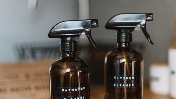 3 Household Cleaners You Can Make Yourself