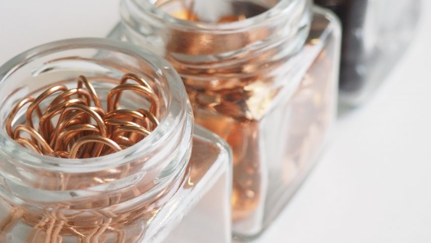3 Organization Containers You Probably Have at Home!