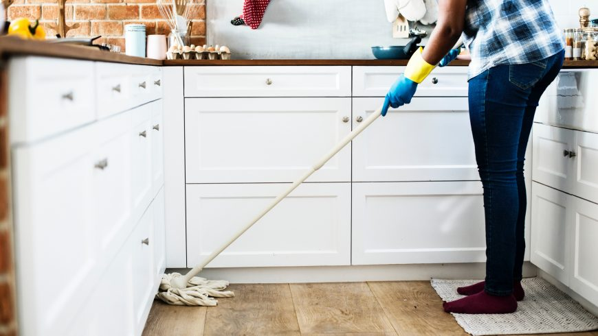 5 Steps to Prepare for Your Next House Cleaning