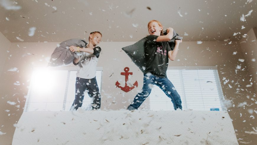 3 Cleaning Tasks for Kids